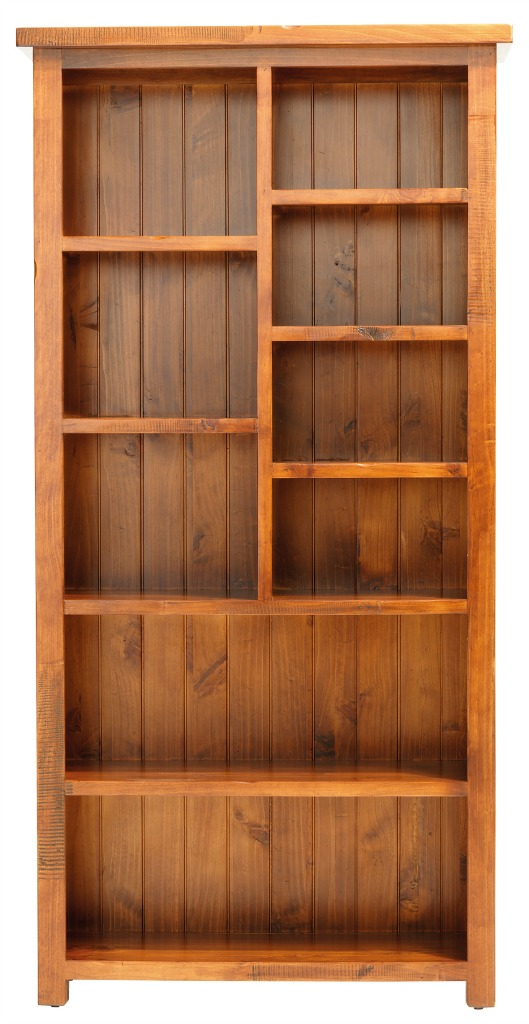 Kakadu Staggered Bookcase Warrnambool Knock On Wood